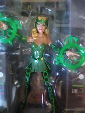 """Marvel Legends Enchantress Raft sdcc Spider-man loose 6"""""""