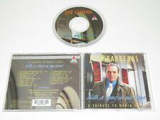 José Carreras/With a Song in My Heart,Mario Lanza (Teldec 4509-92369-2) CD Album