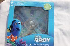 DISNEY PIXAR FINDING DORY POP-UP Game Brand New