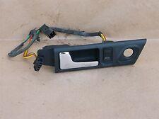 Audi C4 100/A6 Left Rear Inner Door Pull w/Window switch (1992-1997)
