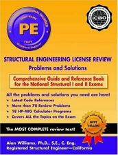 Structural Engineering License 2002-2003 by Alan Williams (2002, Paperback)