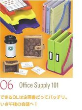 Re-Ment Doll Girls in the City # 6 Office Supply 101 Blythe Barbie