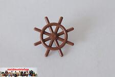 Lego® Piraten Schiff Boot Ruder- Steuerrad braun 4790 aus Set 6286 6285 10040