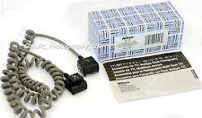 NIKON SC-17 TTL Remote Cord for Nikon Speedlight SB-15 & Speedlight SB-16B FLASH