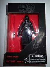 "Star Wars Black Series 3 3/4"" Sith Lord Darth Vader New Sealed Action Figure"