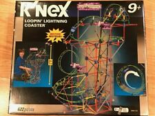 K'NEX Knex Loopin' Lightning Coaster # 50025/71085 NEW Box Unopened