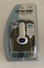 Maxell Car Charger for iPod iPhone 2G 3G 3Gs 4S P-11
