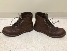 Red Wing Iron Ranger (Amber Harness 8111) Lace Up Boot. Size 10.5