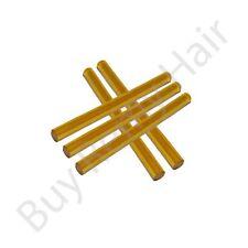 Hair Extension 5 x Large Keratin Glue Sticks Bonding Each with 15cm long