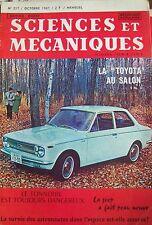 Zeitschrift Sciences und Mechaniken Kein 257 von 1967 Astronauten Autosalon Jeep