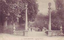 CPA 54 1903 PONT A MOUSSON Le Jardin d'Amour