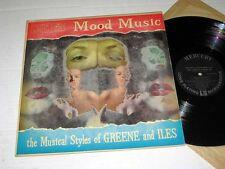 EDDIE GREENE & STEPHEN ILES Musical Styles Of Greene & Iles MERCURY Mono