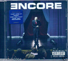 Eminem. Encore (2004) CD NUOVO SIGILLATO Just Lose It. Ass Like That. Mosh.