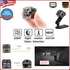 1080P Camara Mini Espia Hidden Camera with Infrared Night Vision Spy Camcorder