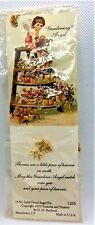 !4 Kt. Gold Plated Angel Pin with Bookmark