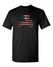 NEW JEEP US FLAG LOGO King Off Road Dirt Track racing Mens T shirt