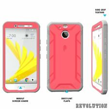 POETIC Revolution【Premium Rugged】TPU Case Cover For HTC Bolt (2016) Pink