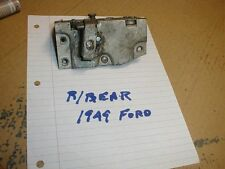 NOS FORD 1949 RIGHT REAR DOOR LOCK LATCH