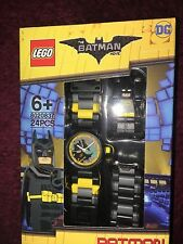 BATMAN LEGO MOVIE BATMAN analogico Orologio con LEGO BATMAN