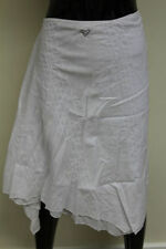Cotton Blend Hippy, Boho Casual Plus Size Skirts for Women