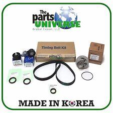 Timing Belt Kit 04/08 Chevy Aveo Pontiac Wave5 Suzuki Swift 1.6L With Water pump