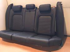 VW Passat Limo. B8 3G Sitze Sitzbank Rücksitzbank Rücksitz hinten Leder schwarz