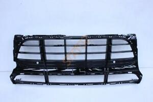Porsche Macan 95B High-Gloss Black Front Bumper Grill NEW