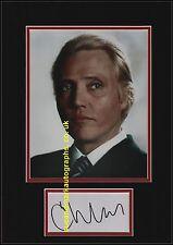Christopher Walken Max Zorin James Bond A View To A Kill Autograph UACC RD96