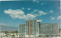 Postcard The Satellite Hotel Colorado Springs Colorado