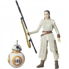 TAKARA TOMY STAR WARS Black Series 6 inch Figure Rey & BB-8