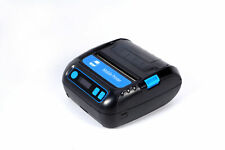 Mobile Bluetooth Printer 3Inch Mini 80mm Thermal Label For Android IOS