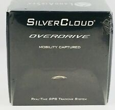 SilverCloud Overdrive Tracker 2400 LandAirSea GPS Personal Tracking Device New