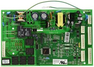 Global Products Refrigerator Main Control Board Compatible with GE WR55X10090