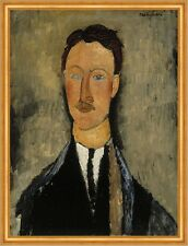 Portrait of the Artist Leopold Survage Amedeo Modigliani Künstler B A2 00456