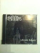CD   Mütiilation – Grimly Reborn Label: Tragic Empire Records – TECD 003 Forma