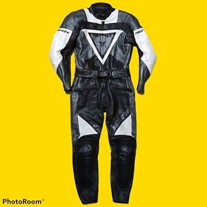 Dainese Aero 2 Piece Leather Suit Motorcycle eu 46 us