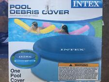 Pool  Debris Cover By Intex Fits 8 Ft. (2.44m) Easy Set Pools One Pool Cover NEW