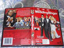 THE WEDDING RINGER (DVD, MA15+) (13439 V) PAL