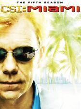 CSI: Miami: Season 5 DVD Box Set - Brand New/Sealed Region 1