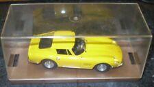 Ferrari 275 Gtb/4 Coupe 1966 Yellow Model Box 1:43 MB8417 Model