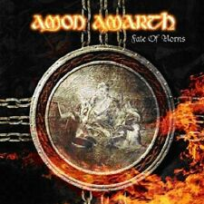 "Amon Amarth ""Fate of Norns"" CD Nouveau! viking metal look!"