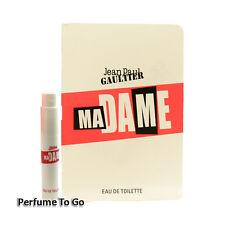 JPG MaDame by Jean Paul Gaultier for Women * NEW Fragrance EDT Vial Spray Sample
