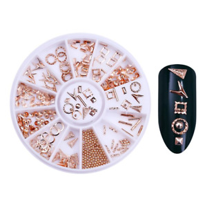 Nail art Stone AB Color Rhinestone Irregular Beads Manicure For Nails