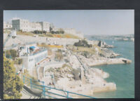 Devon Postcard - The Hoe Foreshore, Plymouth     RR4080