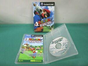 Game Cube -- Mario Golf Family Tour -- Nintendo GC. GC. *JAPAN GAME* 39208