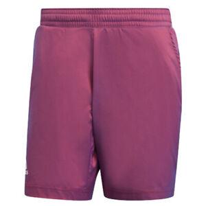 Adidas Men's ERGO 7 Shorts PB Tennis Racket Tight Fit Scarlet NWT GH7694