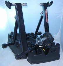 Bell Motivator BICYCLE TRAINER Indoor Cycling EXERCISE BIKE STAND w Cycle Ops Ri