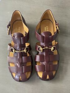 Gucci Sandals with Horse bit for men