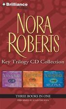 Key Trilogy: Key of Light - Key of Knowledge - Key of Valor 0 by Nora Roberts (2