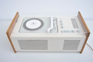 Braun SK6 SK5 Schneewittchensarg Design Dieter Rams Hans Gugelot Radio Design I
